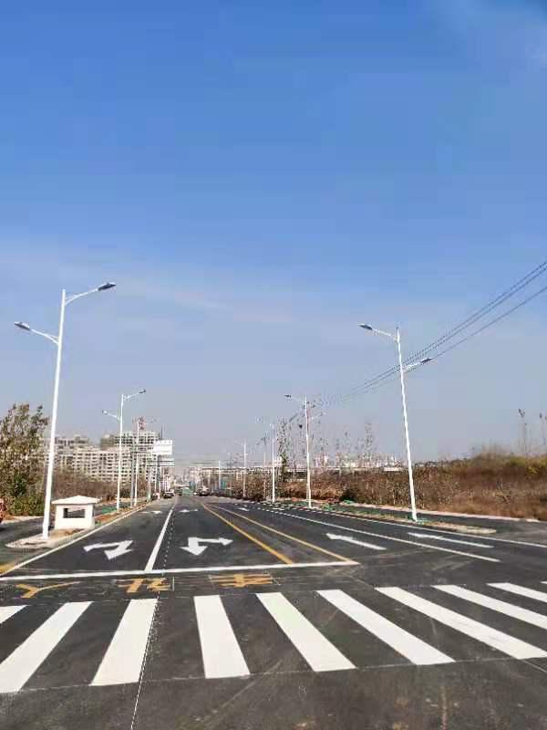 道路标线施工
